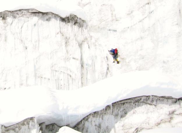 Ed Farrelly, Amphu Lapcha Pass, Nepal, 2010